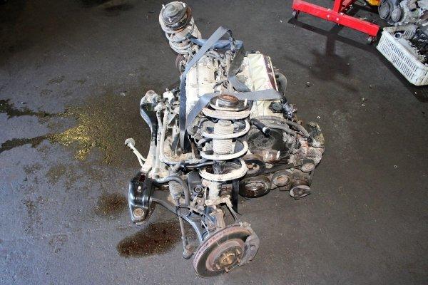 Skrzynia biegów 2WD Mitsubishi Grandis 2004 2.4MIVEC