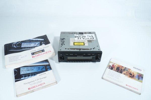 Radio Hyundai Santa Fe 2004
