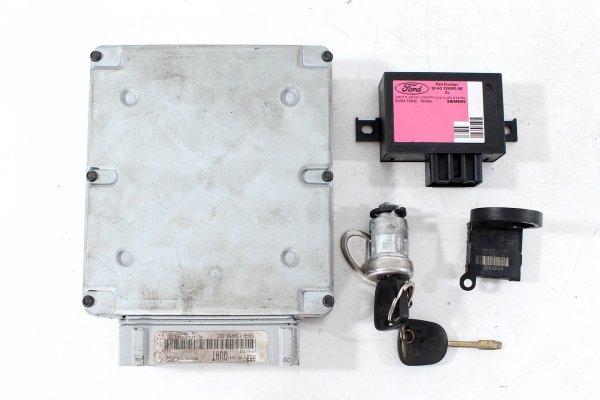 Komputer silnika stacyjka immo Ford Focus MK1 1998-2004 1.8i 16V