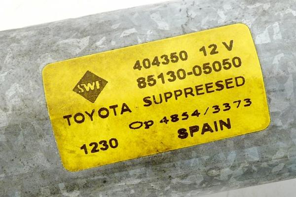 Silniczek wycieraczki tył - Toyota - Avensis - zdjęcie 5