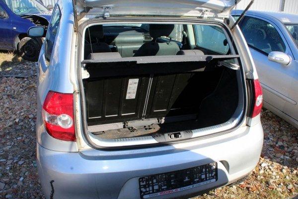 VW Fox 5Z 2007 1.2i BMD Hatchback 3-drzwi