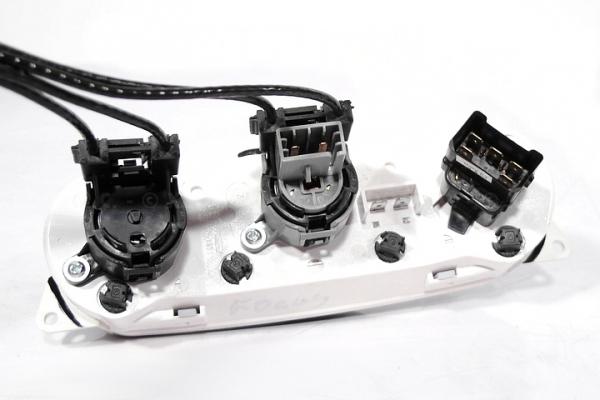 Panel sterowania nawiewu linki X-231350