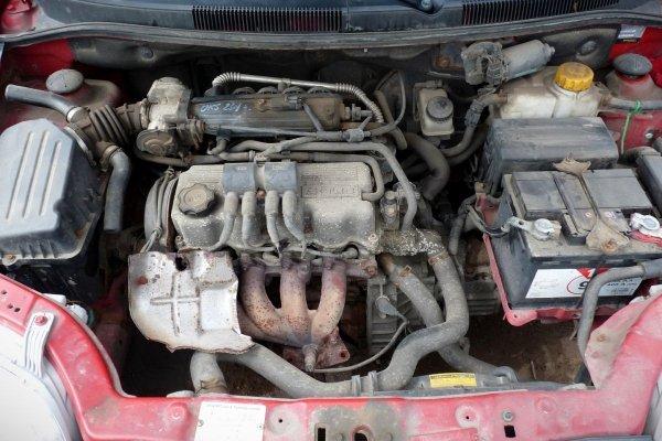 Chevrolet Aveo 2007 1.2i Hatchback 5-drzwi