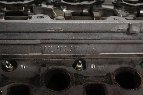 Głowica Audi A4 B8 2008 2.0TDI CAGA