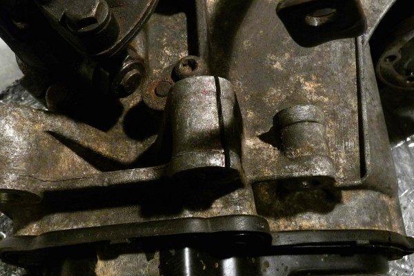 Skrzynia biegów - VW - Golf IV - zdjęcie 7