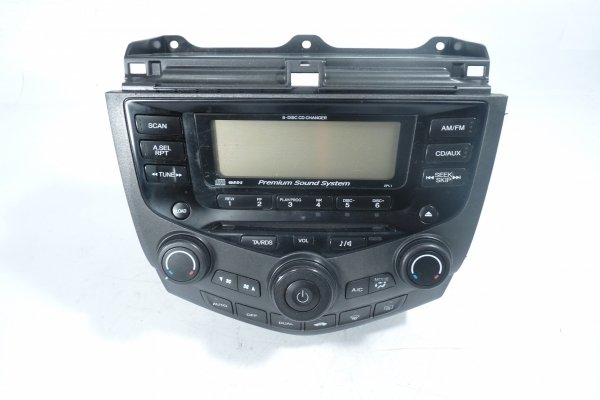 Radio Honda Accord 2004