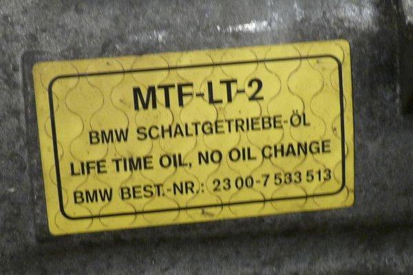 Skrzynia biegów BMW 3 E90 2006 2.0D 6-B