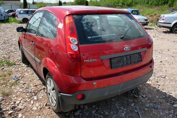 Ford Fiesta MK6 2006 1.3i 8V Hatchback 3-Drzwi
