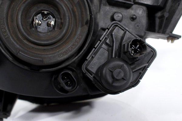 reflektor prawy - toyota - corolla - zdjęcie 5
