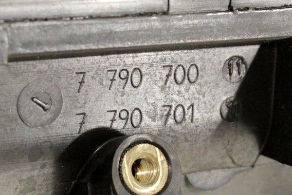 Kolektor ssący - BMW - 5 - zdjęcie 8