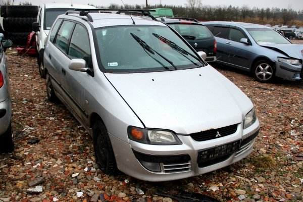 Silnik Mitsubishi Space Star 2002 1.9DID