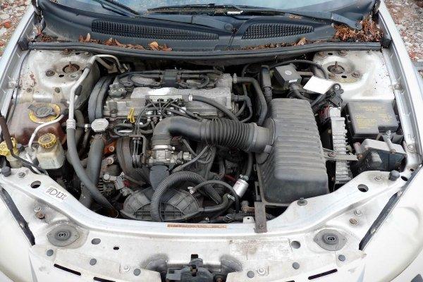 Drzwi przód prawe Chrysler Sebring 2002 2.0i Sedan (kod lakieru: PS2)