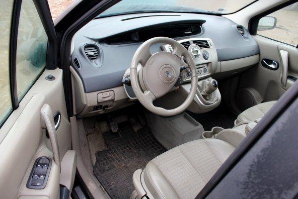 Silnik Renault Scenic II 2004 1.6i K4M782