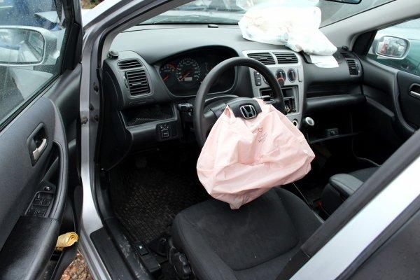 Klapa bagażnika tył Honda Civic EU 2003 5D