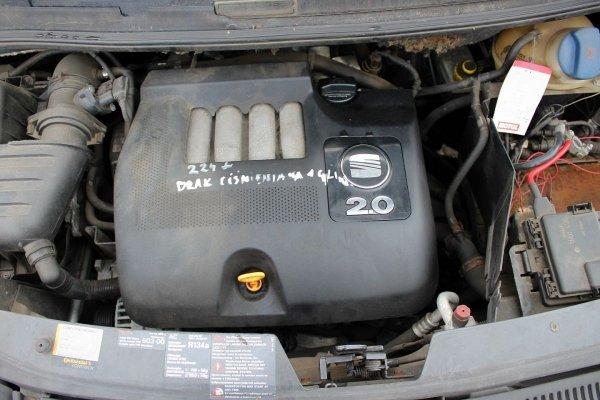 Seat Alhambra 7M 2001 2.0i ATM Van