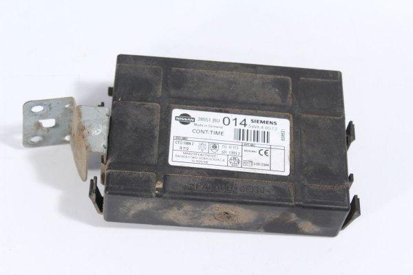 Komputer stacyjka immo Nissan Almera Tino 2002 2.2D