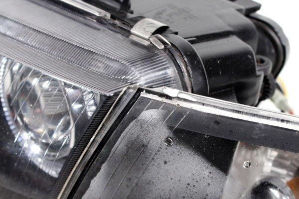 reflektor lewy - prawy - audi - a4 - zdjęcie 16
