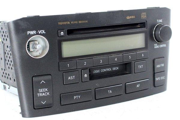 Radio oryginał - Toyota - Avensis - zdjęcie 7