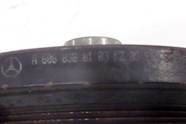 Koło pasowe wału korbowego Mercedes E-klasa W210 1995-2003