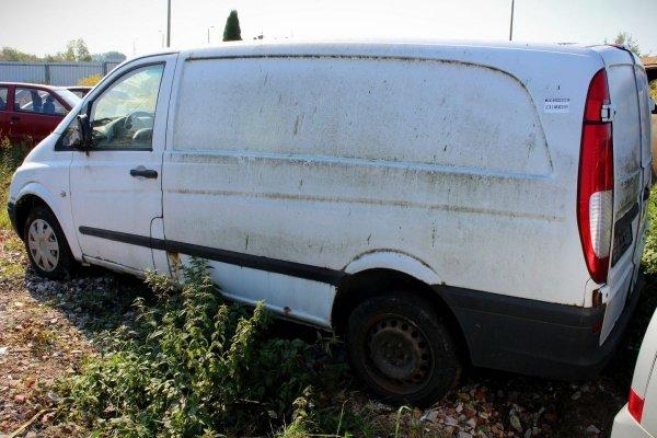 Skrzynia biegów 716652 Mercedes Vito W639 2004 2.2CDI