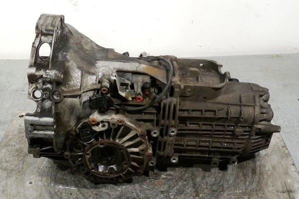 Skrzynia biegów - Audi - A4 - zdjęcie 5