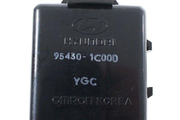 Komputer silnika stacyjka immo - Hyundai - Getz - zdjęcie 11