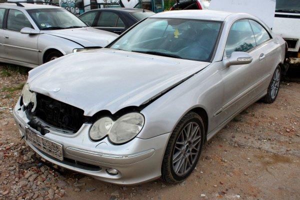 Mercedes CLK W209 2003 2.7CDI 612967