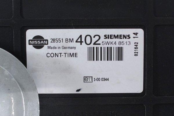 Komputer silnika stacyjka immo - Nissan - Almera - zdjęcie 5