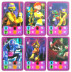 Gra Karciana TURTLES Power Cards DONATELLO Żółwie Ninja
