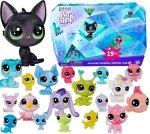 LPS Kryształowa Kolekcja 19 FIGUREK Littlest PET SHOP Hasbro