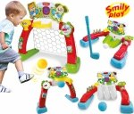 Smily Play CENTRUM SPORTU 4w1 Bramka Golf 6003A