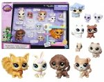 LPS Figurki Littlest PET SHOP 11 Zwierzątek 7575