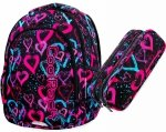 PLECAK CoolPack PRIME Drawing Hearts B25038