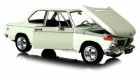 BMW 2002ti Auto Welly METALOWY MODEL 1:34