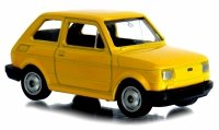 MALUCH Fiat 126p AUTO PRL Welly 1:60 METALOWY Model