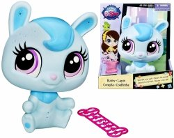LPS Bunny do Dekorowania FIGURKA Littlest PET SHOP