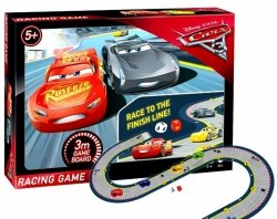 Gra Planszowa CARS 3 RANCING GAME Wyścig Tactic