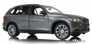 BMW X5 Auto METALOWY MODEL Welly 1:24