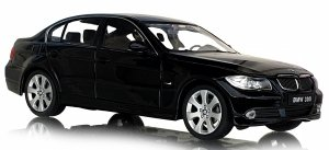 BMW 330i Auto Welly METALOWY MODEL 1:24