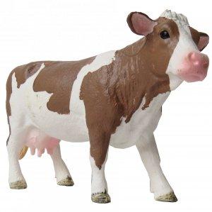 Krówka FIGURKA Krowa Zwierzęta 13 cm