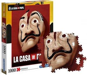 Puzzle 1000 DOM Z PAPIERU 39533 Clementoni