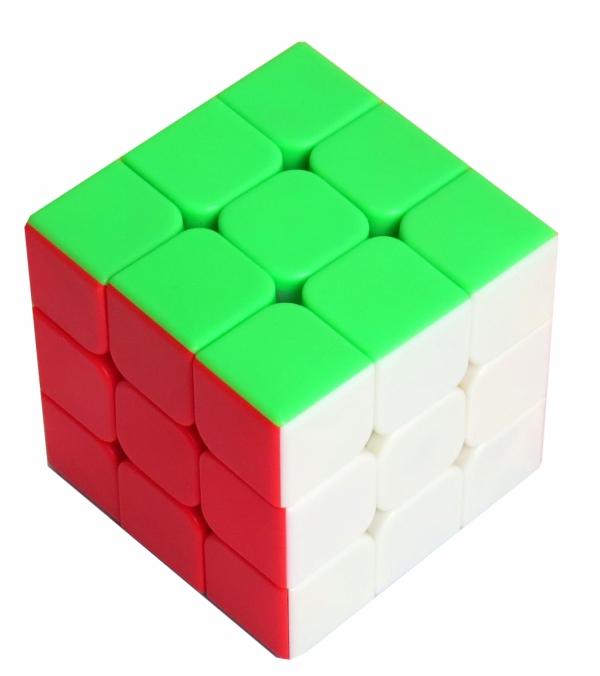 Kostka RUBIKA 3x3x3 Gra Logiczna Układanka