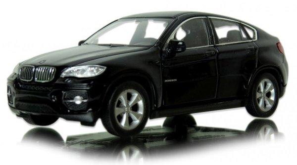 BMW X6 Auto Welly METALOWY MODEL 1:34