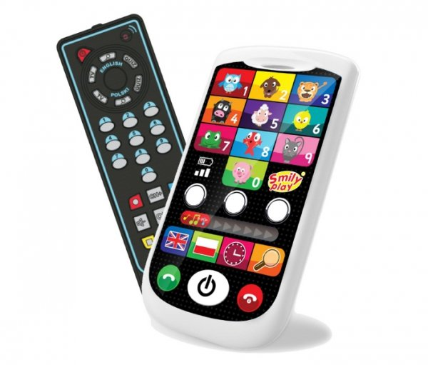 Pilot TV i SMARTFON Telefon Smily Play S13930