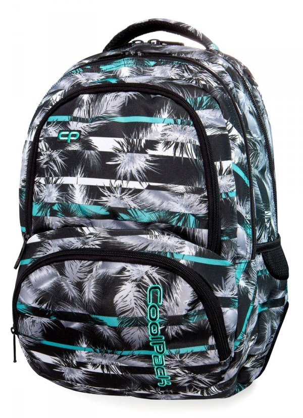 CoolPack PLECAK Spiner Palm Tress Mint 27 L 2w1 B01004