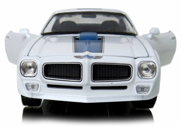 1972 PONTIAC FIREBIRD TRANS AM Auto Metal Welly 1:24