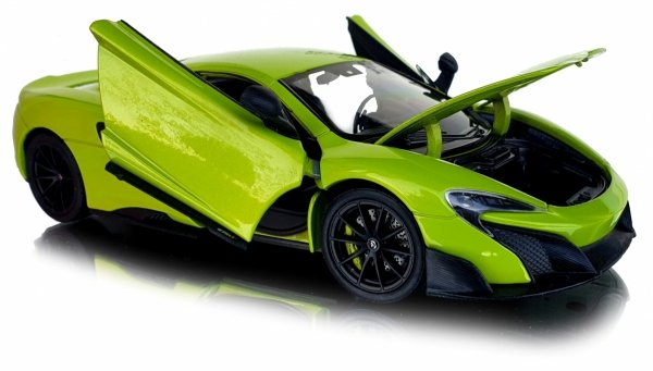 METALOWY MODEL McLaren 675LT Auto Welly 1:24