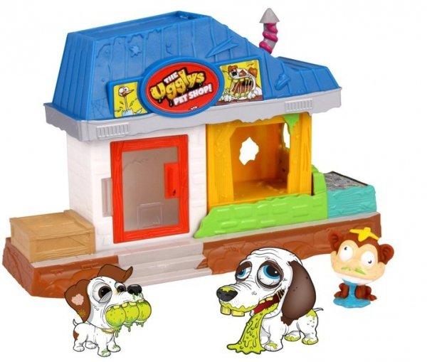 Ugglys PET SHOP Paskudniaki  DOMEK Tm Toys