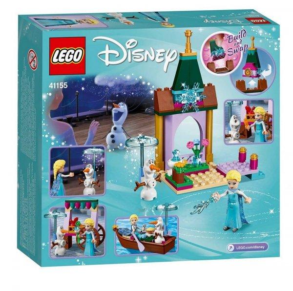LEGO FRIENDS Kraina Lodu Frozen ELSA Olaf 41155