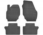 Dywaniki gumowe czarne VOLVO S60 od 2009 | S80 od 2006 | V60 od 2011 | V70 XC70 od 2006